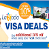 Great Lazada Deals for Visa Cardholders