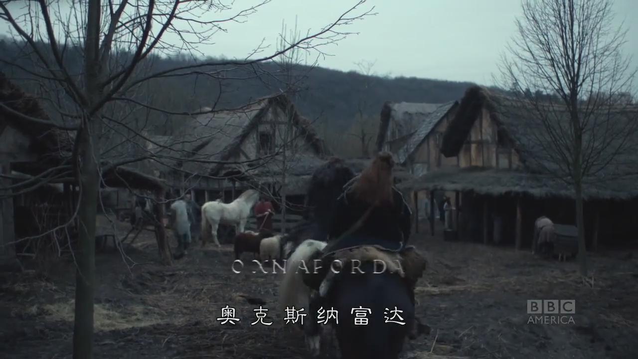 Image result for the last kingdom village