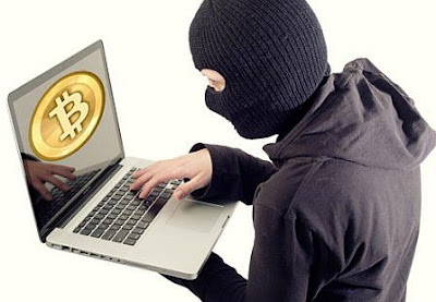 How can cryptocurrency be stolen