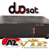 Duosat Blade HD Dual Core Nova Firmware V185 - 02/08/2018