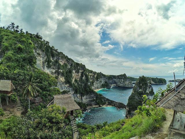 Pesona Raja Lima Nusa Penida