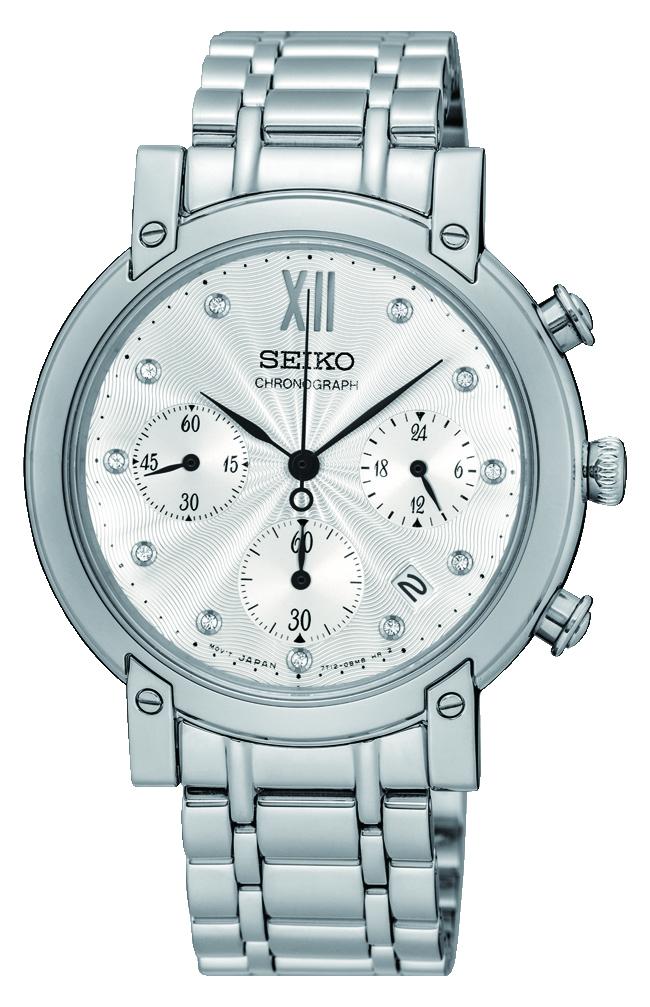 0aa38917342 Estação Cronográfica  Chegado(s) ao mercado - relógios Seiko ...