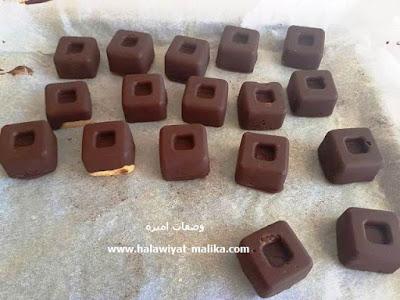 صابلي بالشوكولاتة ولا أروع