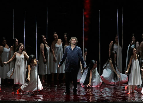 A Co Production Between The Met Opera Lyon And Canadian Company This Parsifal Directed By Francois Girard Opened In 2012 Where