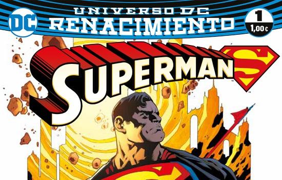 SUPERMAN: RENACIMIENTO, #1