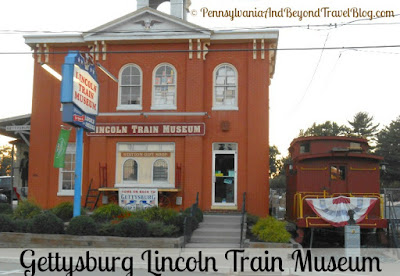 Gettysburg Lincoln Train Museum in Pennsylvania