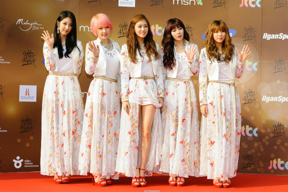 Kpop Hotness Idols Red Carpet Fashion For The 27th Golden Disk Awards