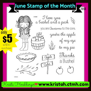 June 2018 Stamp of the Month