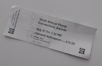 2018 Planet Connections Theatre Festivities Award Ceremony Ticket
