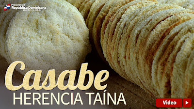 VIDEO: Casabe, herencia taína
