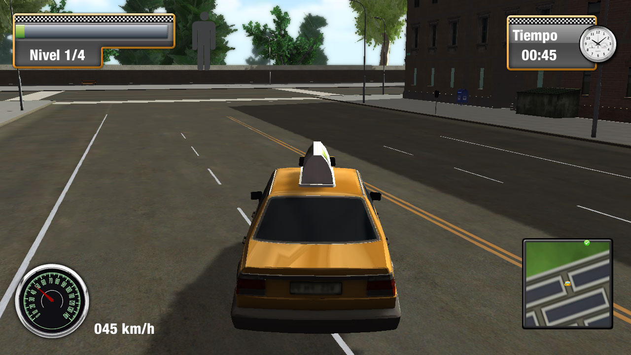 Free Download New York City Taxi Simulator PC Game Full