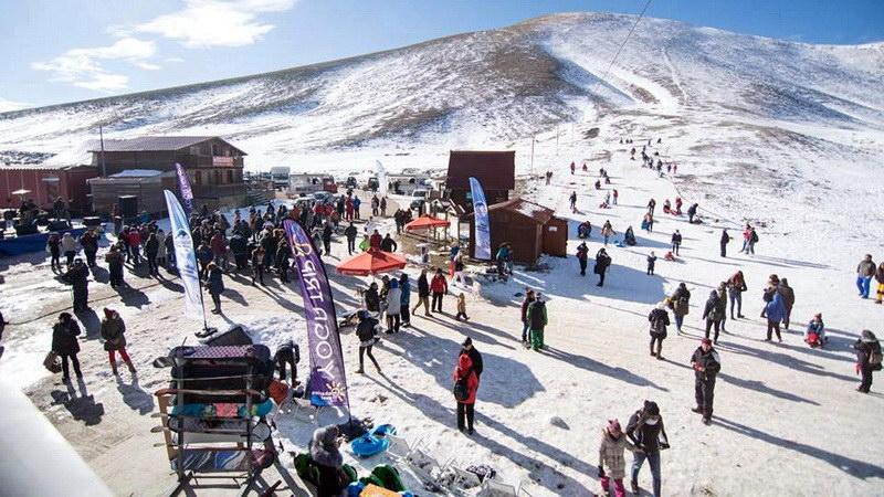 Χρηματοδότηση έργων στο Χιονοδρομικό Κέντρο Φαλακρού