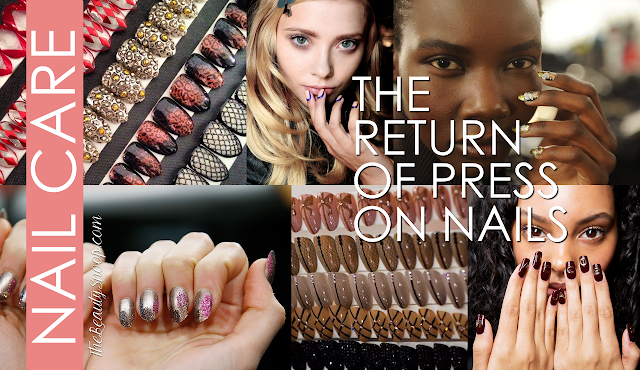 THE RETURN OF PRESS ON NAILS!?