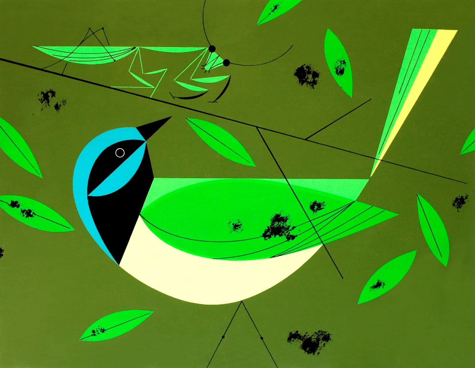 The Supplement: Charley Harper