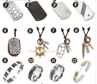 Logo Vinci gratis un gioiello modello Army e scegli tu quale !