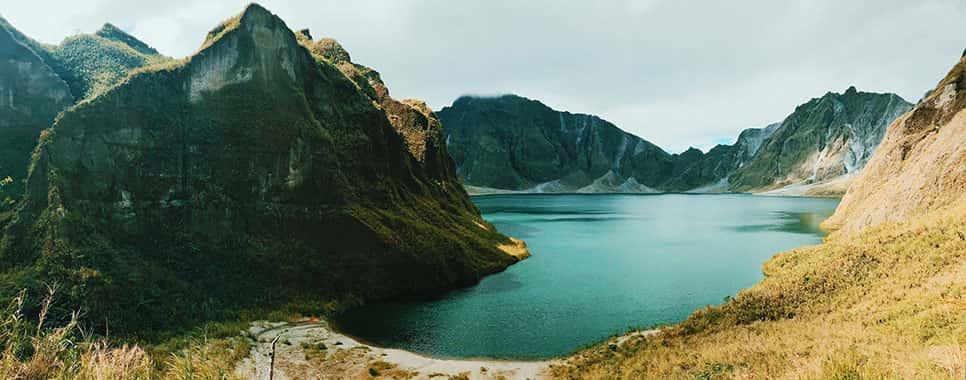 Travel Destination - Mount Pinatubo, Botolan, Philippines