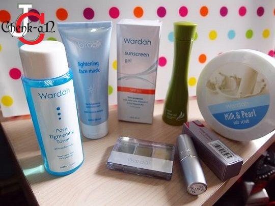 Katalog Harga Kosmetik Wardah Satu Set lengkap Terbaru