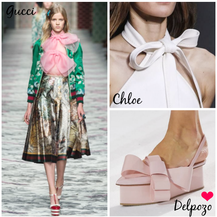 3 exciting new trends to try this Spring #runwayfashion #ss2016 http://isafashionebella.blogspot.com