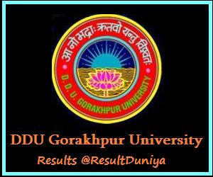 Download DDUGU BCom BSc BA 1st 2nd 3rd Final Year Result