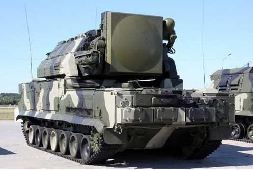 Perusahaan Militer Rusia Kembali Kembangkan Tor-M2  Versi Arktik