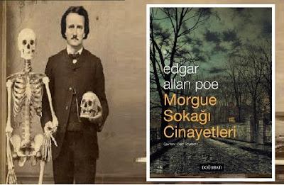 Morgue Sokağı Cinayetleri Edgar Allan Poe