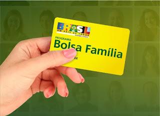 Calendário 2019 do Bolsa família