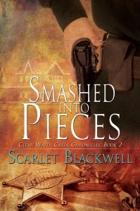 Guest Review: Smashed Into Pieces by Scarlet Blackwell