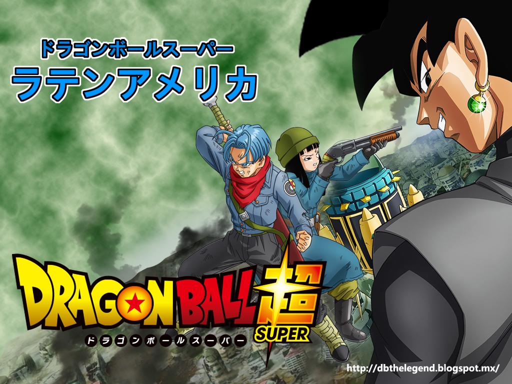 Fondos de pantalla dragon ball super saga de trunks for Fondo de pantalla dragon ball super