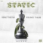 Trae Tha Truth, Young Thug & Gunna - Static Cover