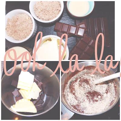 pâte à tartiner chocolat maison DIY nutella