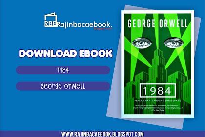 1984 by George Orwell Pdf