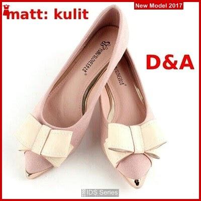 FIDS118 Sepatu Wanita Flat New Nevada Matahari BMG