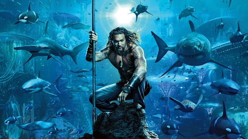 Aquaman Movie Poster 2018, HD Wallpaper