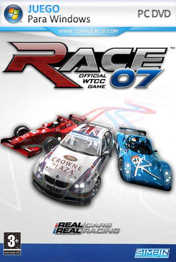 RACE 07 Complete (2007-2011) PC Full Español