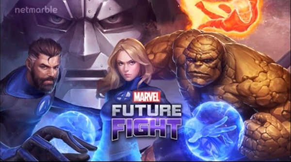 Sesuatu Tentang Fantastic 4 Akan Muncul di 4 Game Marvel Mobile Ini