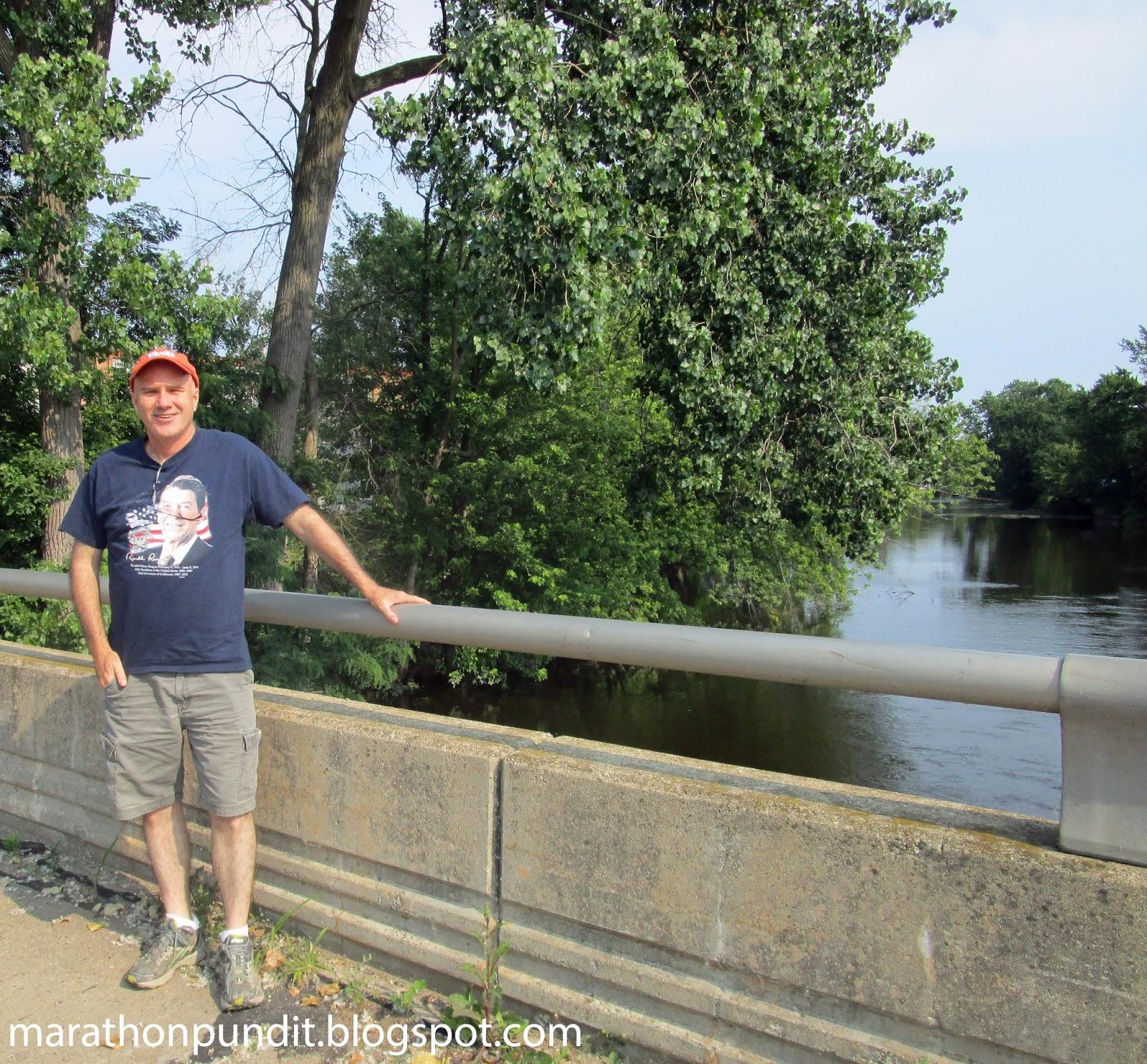 Three Rivers Michigan: Marathon Pundit: (Photos) Three Rivers, Michigan's Three