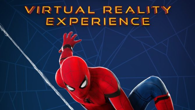 Trailers: SPIDER-MAN: HOMECOMING - Virtual Reality Experience Trailer
