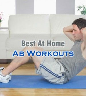 5 Best Ab Workouts At Home You Can Do