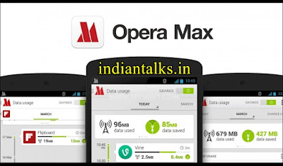 Opera Max Helps You Control Background Data