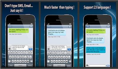 Voice text application for timeless Reading Entrepreneurs