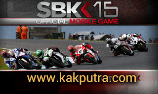 SBK15 Official Mobile Game Mod Apk + Data Full Version