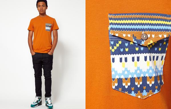camiseta com bolso estampado (2)