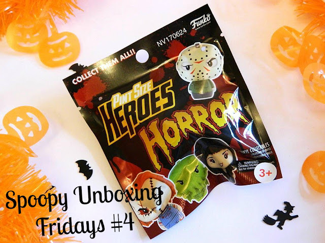 Spoopy Unboxing Fridays #4