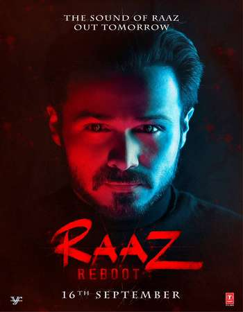 Raaz Reboot 2016 Hindi 450MB DVDScr 720p HEVC