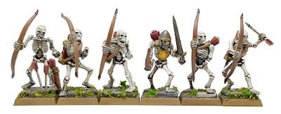 Warhammer Tomb Kings Archers