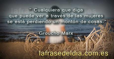 Frases famosas de Groucho Marx