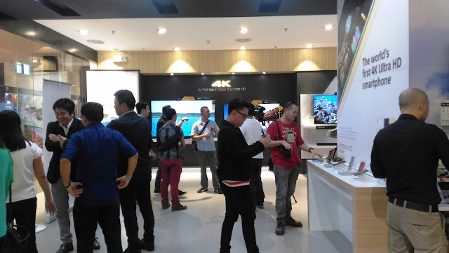 Sony Biggest Experience Center Philippines