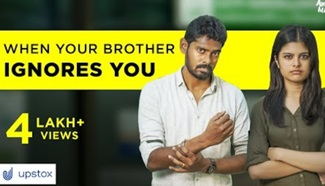 When your Brother Ignores you | Awesome Machi | English Subtitles