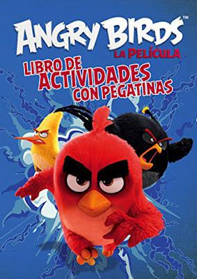 LIBRO - Angry Birds La Película Libro de Actividades con Pegatinas (Altea - 28 Abril 2016) | INFANTIL Comprar en Amazon España