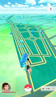 Pokémon CÓ: Parque Pignatelli.